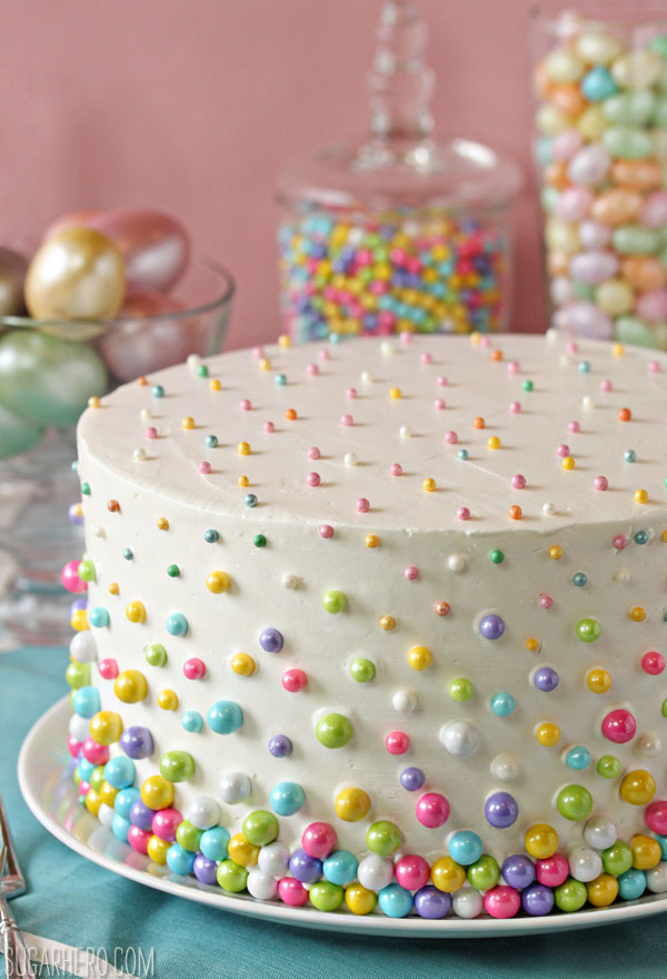easy simple cake decorating ideas